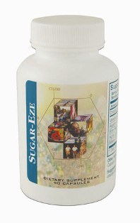Sugar-Eze™ contains the nutrients necessary to aid the body in supporting proper glucose metabolism.
